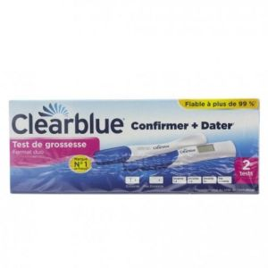Clearblue Test Gross Confirm+d