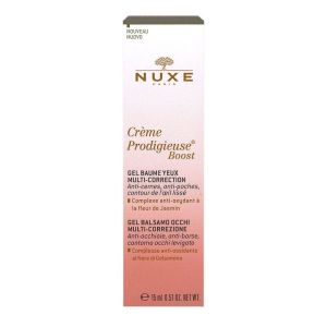Nuxe Prod Boost Gel Baum Yeux