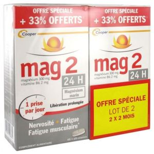 Mag 2 24h Cpr 45+15 X2