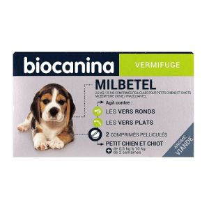 Biocanina Milbetel Chiot Cpr2