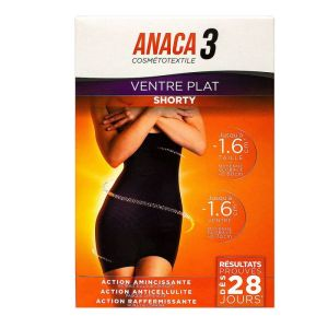Anaca3 Shorty Ventre Plat Sm