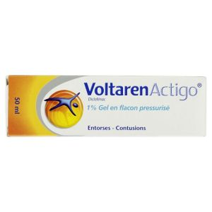 Voltarenactigo Flacon 50ml