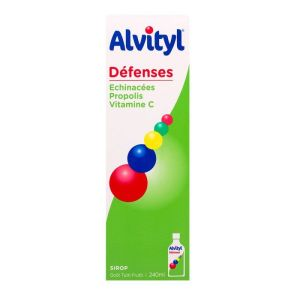 Alvityl Sirop Defenses 240ml