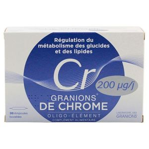 Granions De Chrome 200mg/j