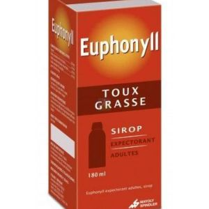 Euphonyll Expect Ad Sp 180ml