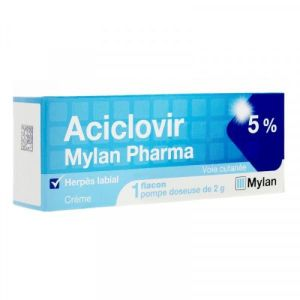 Aciclovir 5% Mylan Ph Cr Pomp2