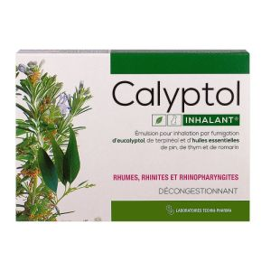 Calyptol Inhalant Amp 5ml 10