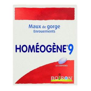 Homeogene No9 Cpr 60