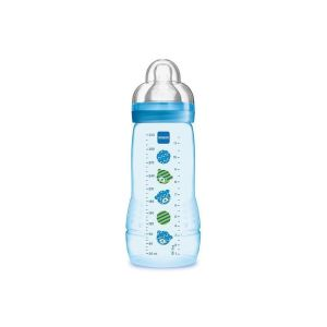 Bib Mam E Active 330ml Bleu