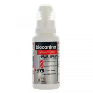 Biocanina Prurispray 80ml
