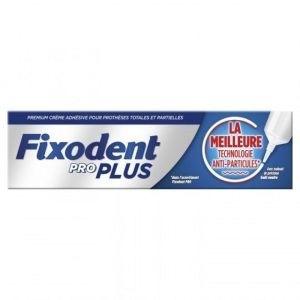 Fixodent Pro Cr A/particul 35m