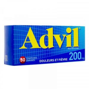 Advil 200mg Cpr 30