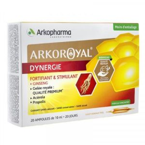 Arkoroyal Gelee Royal Dynergie
