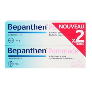 Bepanthen Pommade 100g Lot