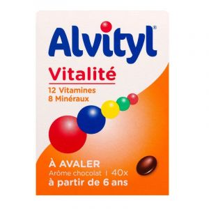 Alvityl Plus Cpr 40