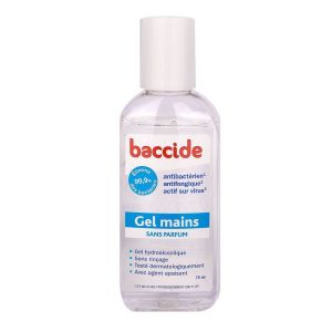 Baccide Gel Main S/parf 75ml