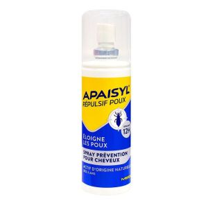 Apaisyl Poux Prevention Spr 90