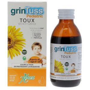 Grintuss Toux Sirop Pediatric