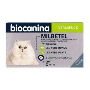 Biocanina Milbetel Chat Cpr2