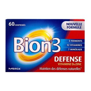 Bion-3 Adulte Cpr 60