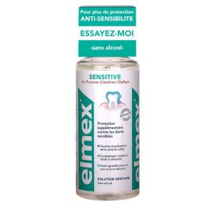 Elmex Sensitive Sol Dent 400ml
