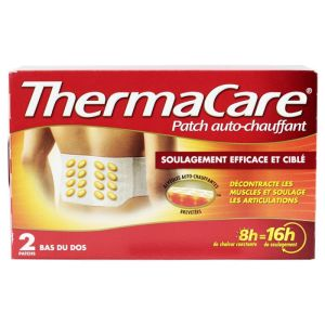 Thermacare Patch Chauff Dos 2