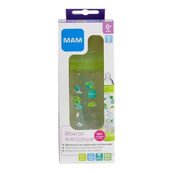 Bib Mam E Start A/coliq 260ml