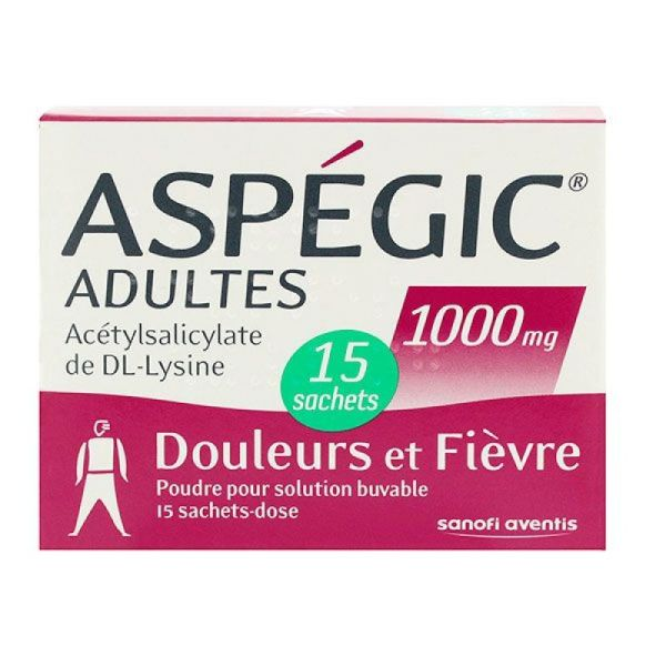 1000mg adultes 15 sachets