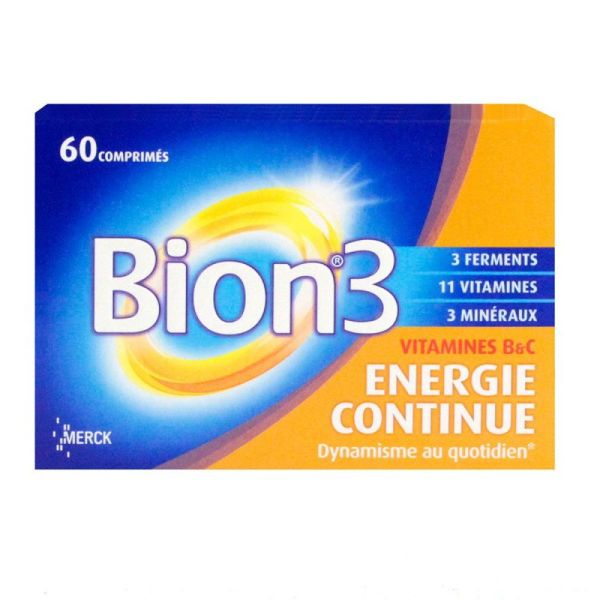 Bion Energie Continue 60 Cp