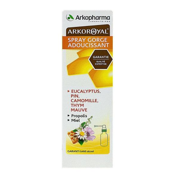 Arkoroyal Spray Gorge 30ml